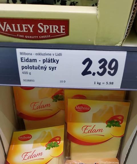 912e0bd742f0 Ak sú ceny potravín u nás a v Írsku. Tie isté produkty